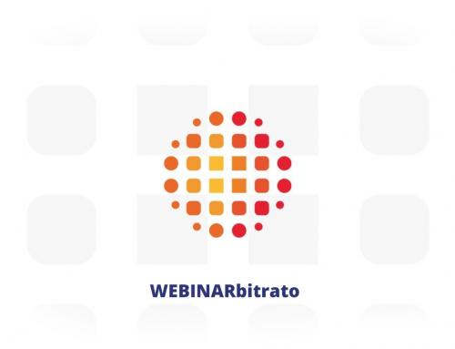 WebinARBITRATO: IL PROGETTO DI FORMAZIONE A DISTANZA SULL'ARBITRATO REALIZZATO DA ARBITRANDO PER IL 2021